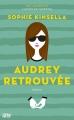 Couverture Audrey retrouvée Editions 12-21 2016