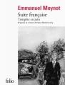 Couverture Suite française : Tempête en juin Editions Folio  2016
