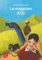 Couverture Le magicien d'Oz Editions Le Livre de Poche (Jeunesse) 2014