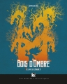 Couverture Le livre de l'énigme, tome 2 : Bois d'ombre Editions Les Moutons Electriques (La bibliothèque voltaïque) 2017
