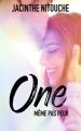Couverture One, tome 1 : Même pas peur Editions Hachette 2017