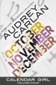Couverture Calendar girl, triple, tome 4 Editions Waterhouse Press 2016