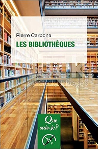 Couverture Les bibliothèques