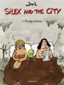 Couverture Silex and the City, tome 7 : Poulpe fiction Editions Dargaud 2016