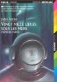 Couverture 20 000 lieues sous les mers / Vingt mille lieues sous les mers, tome 1 Editions Folio  1994