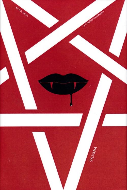 Couverture La comédie inhumaine (8 tomes), tome 1 : Sylvana