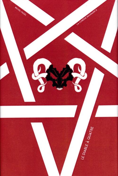 Couverture La comédie inhumaine (8 tomes), tome 3 : Le Diable à quatre