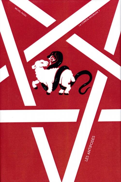 Couverture La comédie inhumaine (8 tomes), tome 5 : Les Antipodes