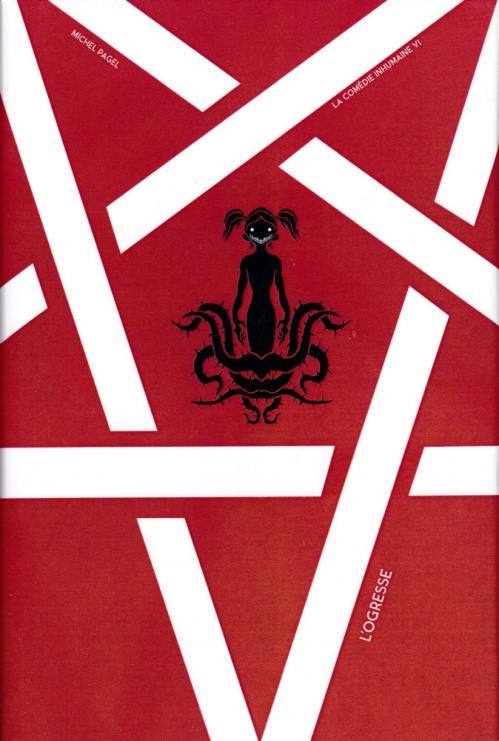 Couverture La comédie inhumaine (8 tomes), tome 6 : L'Ogresse