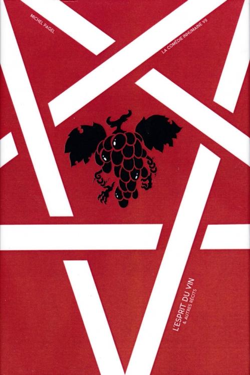Couverture La comédie inhumaine (8 tomes), tome 7 : L'Esprit du vin et autres récits