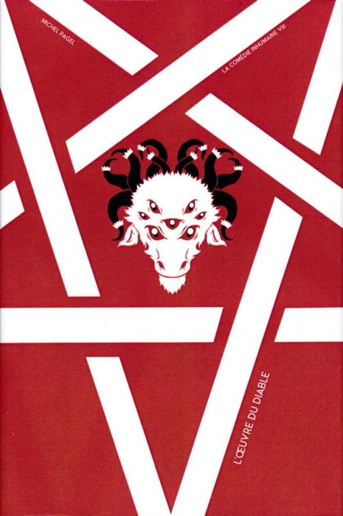 Couverture La comédie inhumaine (8 tomes), tome 8 : L'Oeuvre du Diable