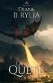Couverture Chevalier noir, tome 1 : La quête Editions MxM Bookmark (Imaginaire) 2016