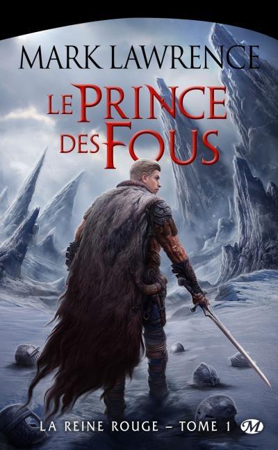 Couverture La Reine Rouge, tome 1 : Le Prince des Fous
