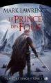 Couverture La Reine Rouge, tome 1 : Le Prince des Fous Editions Milady (Imaginaire) 2017