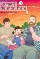 Couverture Le mari de mon frère, tome 3 Editions Akata (L) 2017