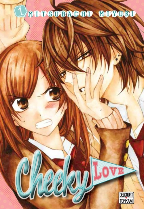 Couverture Cheeky Love, tome 1