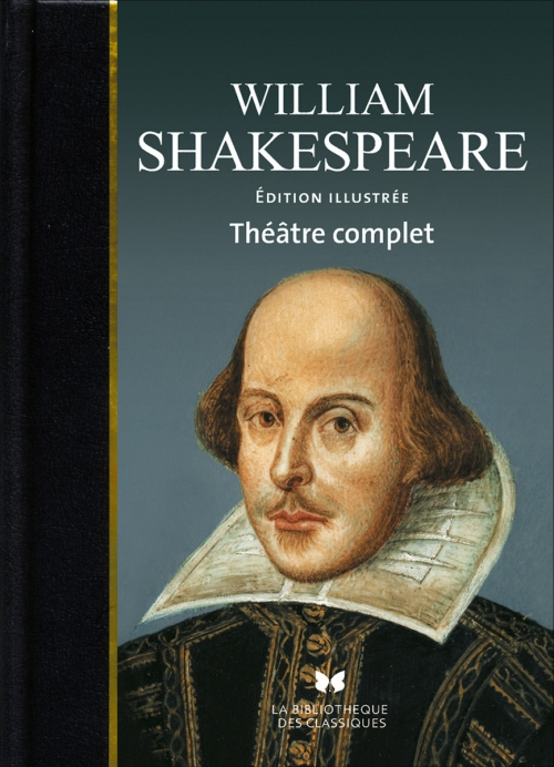 Couverture William Shakespeare : Théâtre complet