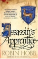 Couverture L'assassin royal, tome 01 : L'apprenti assassin Editions Harper 2014