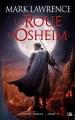Couverture La reine rouge, tome 3 : La roue d'Osheim Editions Bragelonne (Fantasy) 2017