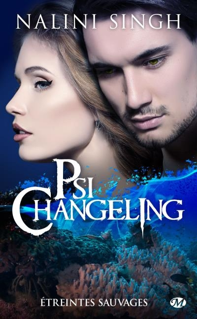Couverture Psi-Changeling, tome hs : Etreintes sauvages