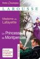 Couverture La princesse de Montpensier Editions Larousse (Petits classiques) 2014