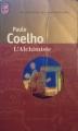 Couverture L'alchimiste Editions J'ai Lu 1998