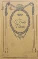Couverture La petite Fadette Editions Nelson 1935
