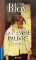 Couverture La femme pauvre Editions de Borée (Poche classique) 2013