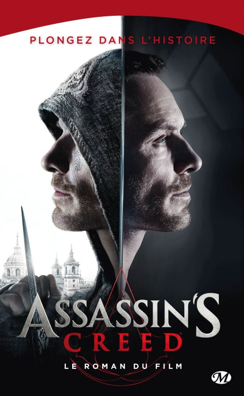 Couverture Assassin's creed : Le roman du film