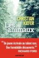 Couverture Les animaux Editions Albin Michel (Terres d'Amérique) 2017