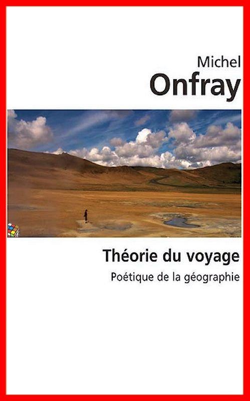 Couverture Théorie du voyage