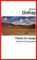 Couverture Théorie du voyage Editions Le Livre de Poche 2007