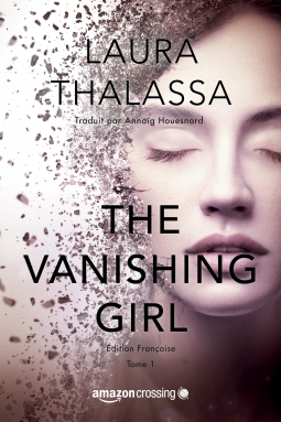 Couverture The vanishing girl, tome 1