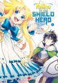Couverture The Rising of the Shield Hero, tome 3 Editions Doki Doki 2016