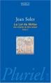 Couverture Aux origines du Dieu unique, tome 2: La loi de Moïse  Editions Hachette (Pluriel) 2005