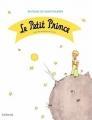 Couverture Le petit prince Editions Gallimard  2013