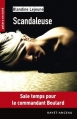 Couverture Scandaleuse Editions Ravet-Anceau (Polars en nord) 2015