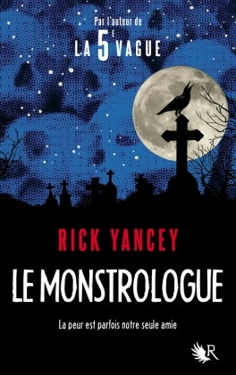 Couverture Le monstrologue, tome 1
