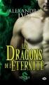 Couverture Les dragons de l'éternité, tome 2 : Torque Editions Milady (Bit-lit) 2017