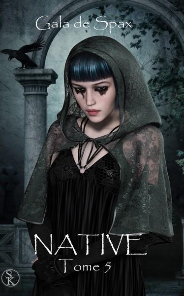 Couverture Native, tome 5 : De l'au-delà