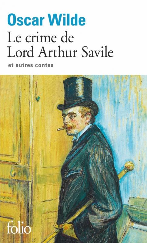 Couverture Le crime de Lord Arthur Savile