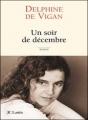 Couverture Un soir de décembre Editions JC Lattès 2005