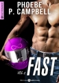 Couverture Fast, tome 2 Editions Addictives (Adult romance) 2016