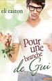 Couverture Pour une branche de gui Editions MxM Bookmark (Romance) 2015