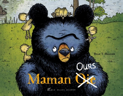 Couverture Maman Ours, tome 1