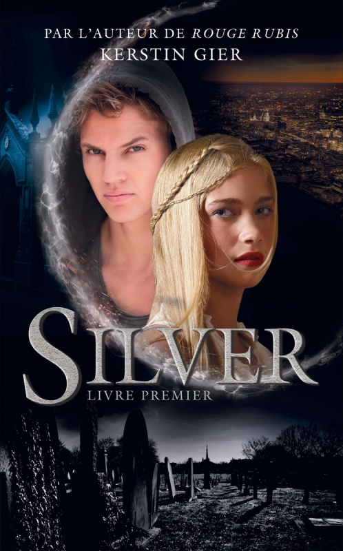 Couverture Silver, tome 1