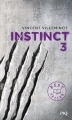 Couverture Instinct, tome 3 Editions Pocket (Jeunesse - Best seller) 2016