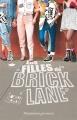 Couverture Les filles de Brick Lane, tome 1 : Ambre Editions Flammarion (Jeunesse) 2017