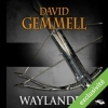 Couverture Waylander, tome 1 Editions Hardigan 2015