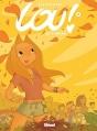 Couverture Lou !, tome 7 : La cabane Editions Glénat 2016